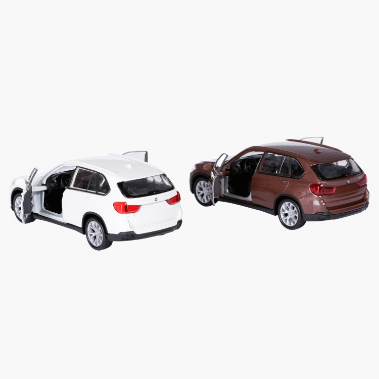 Welly BMW X5 Twin Car Pack