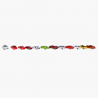 Welly 12-Piece Car Set