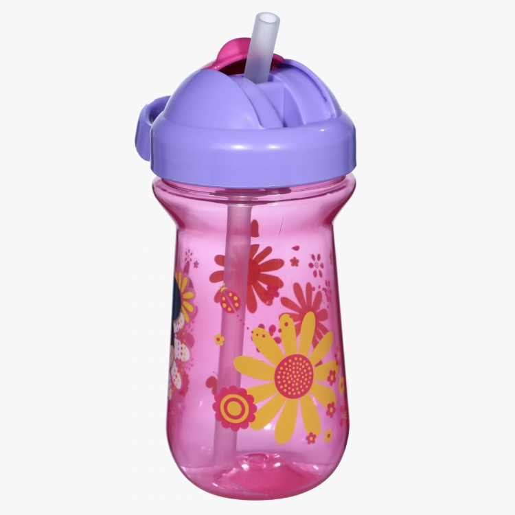 The First Years Minnie Mouse Printed Water Bottle