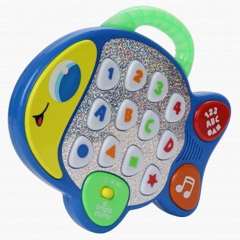 Bright Starts Learn and Giggle Fish Toy