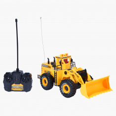 Remote Control Toy Bulldozer