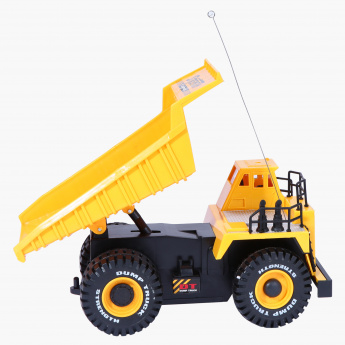 Remote Control Toy Dump Truck
