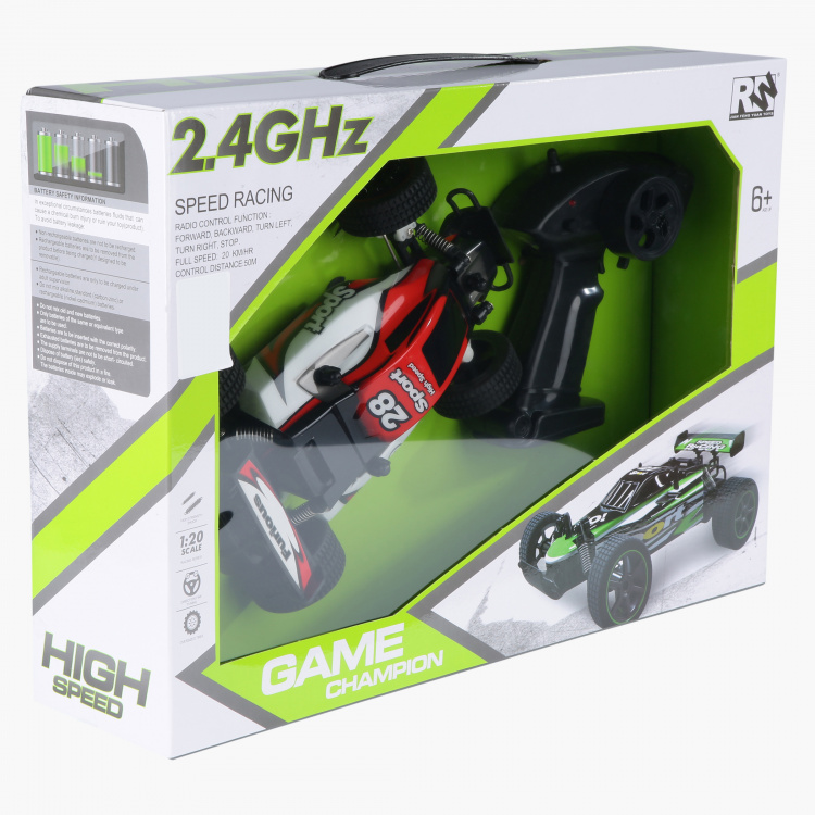Juniors 2.4 GHz High Speed Racer