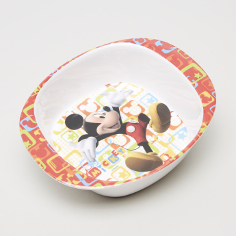 Mickey Mouse Printed Bowl