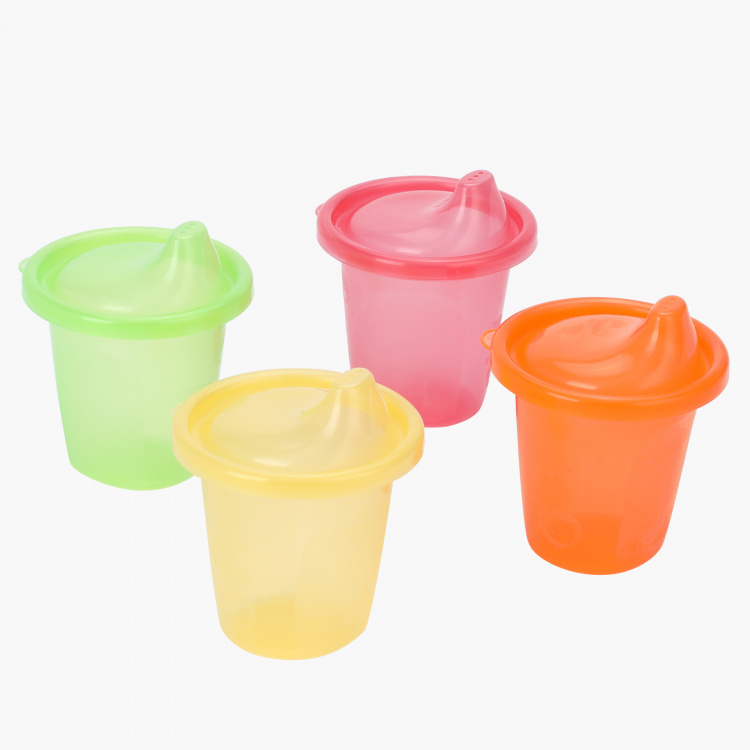 Juniors 4-Piece Disposable Spout Cup