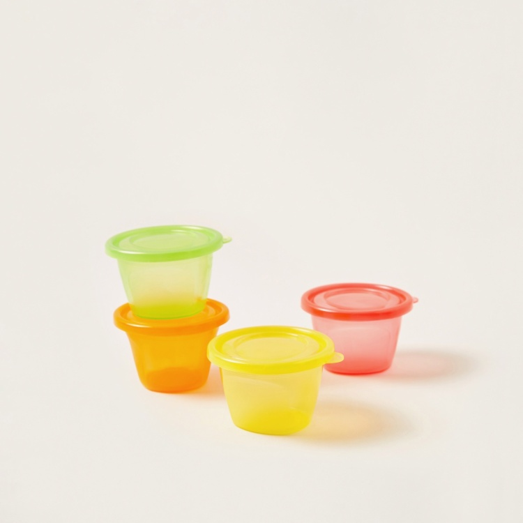 Juniors Disposable Snack Cup - Set of 4