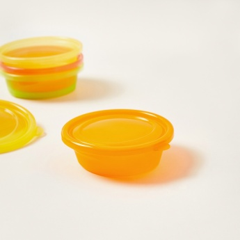 Assorted Disposable Bowl - Set of 4