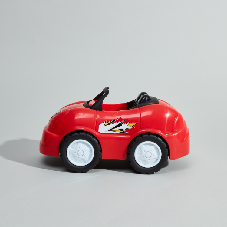 Juniors Convertible Toy Car