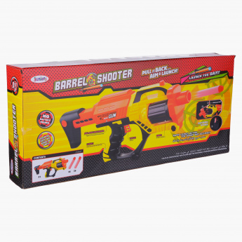 Barrel Shooter Gun