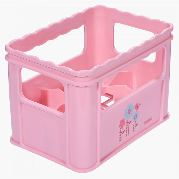 Juniors Printed Feeding Bottle Crate