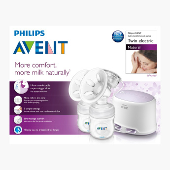Avent Natural Electrical Breast Pump