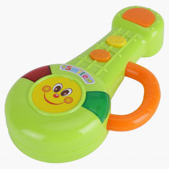 Juniors Smile Guitar Toy