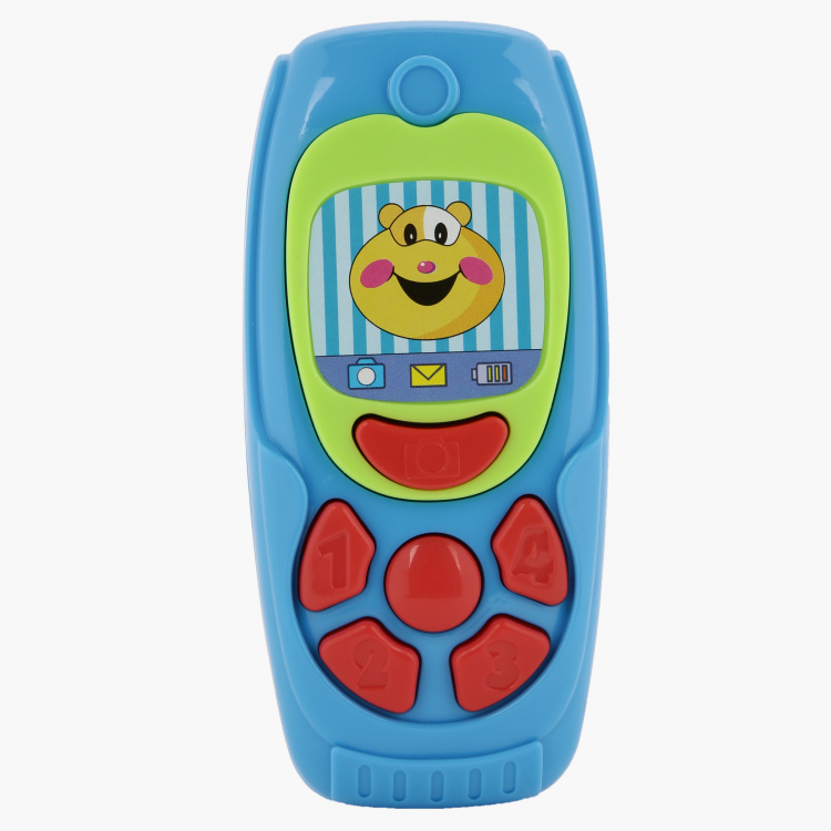 Juniors Mobile Phone Toy