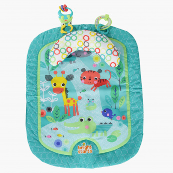 Bright Starts Printed Play Mat