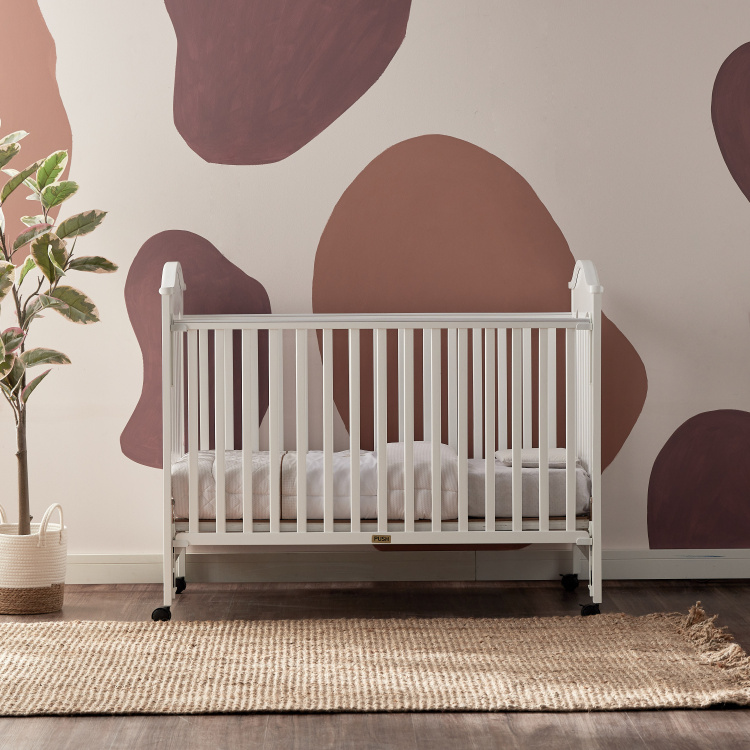 Juniors Charlotte Baby Crib