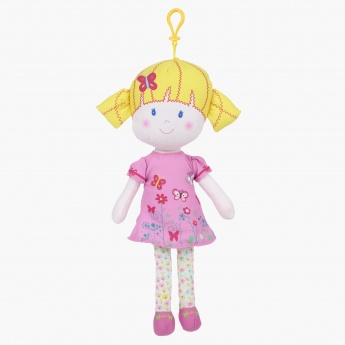 Rag Doll in Butterfly Dress
