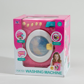 Juniors Battery Operated Washer with Light and Sound