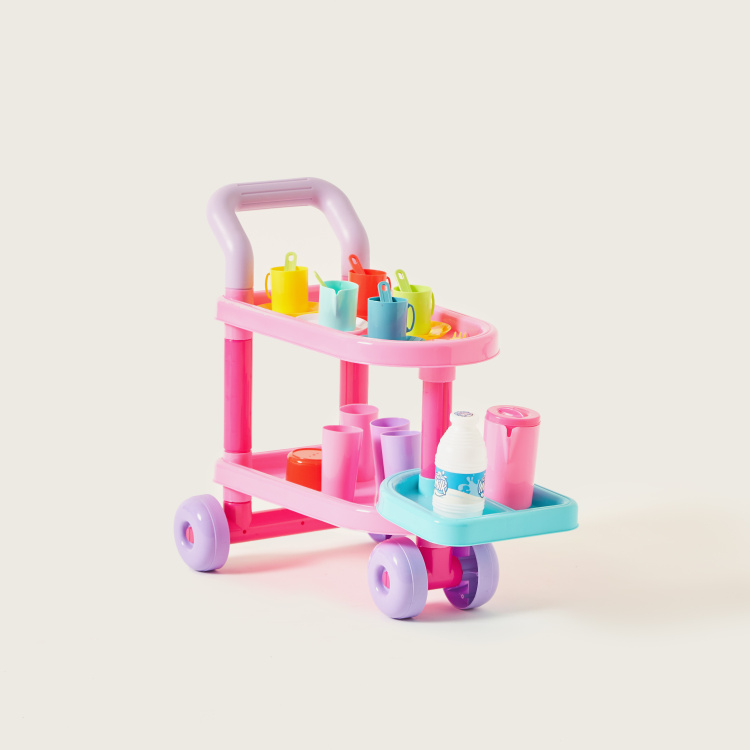 Juniors Dessert Trolley Playset