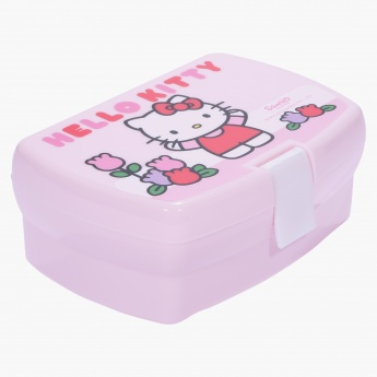 Hello Kitty Latch Sandwich Box