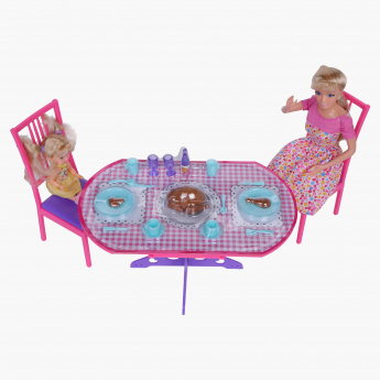 Juniors My Dining Room Playset