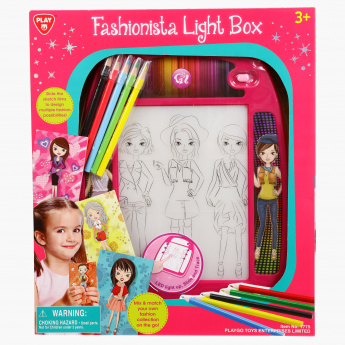 Playgo Fashionista Light Box