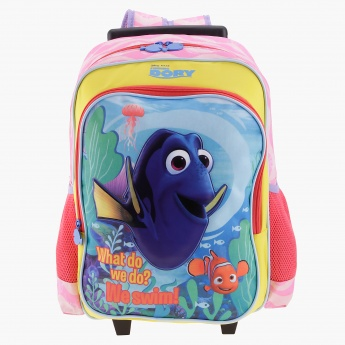 Finding Dory Printed Roller Backpack