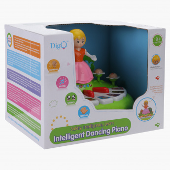 Intelligent Dancing Piano