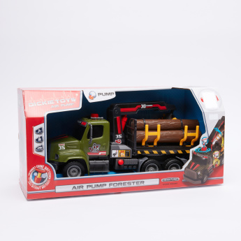 DICKIE TOYS Air Pump Forester Toy