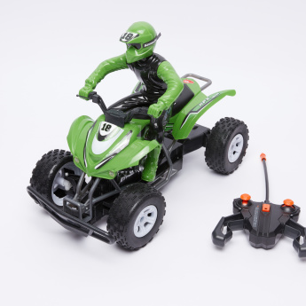 DICKIE TOYS Remote Controlled Quad Bike