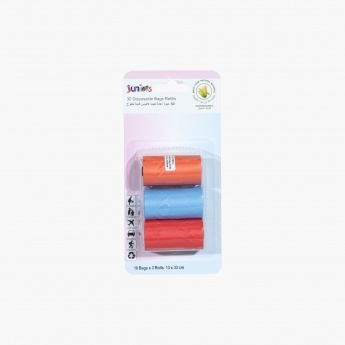 Juniors 30-Piece Disposable Bags