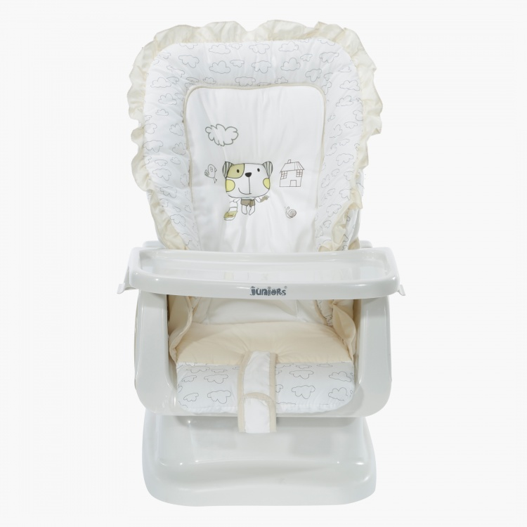 Juniors Apricot Swing Bed