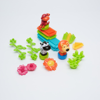 Bristle Blocks Playset