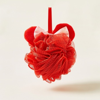 Minnie Mouse Bath Scrub