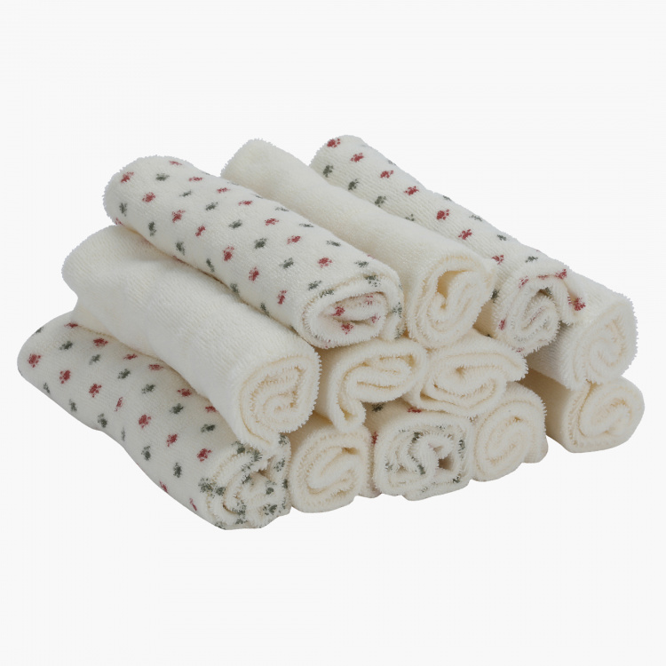 Juniors Wash Cloth - Set of 12