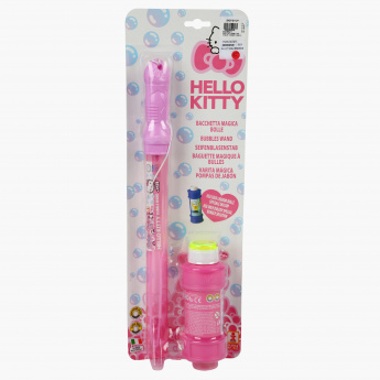 Hello Kitty Bubble Wand Playset