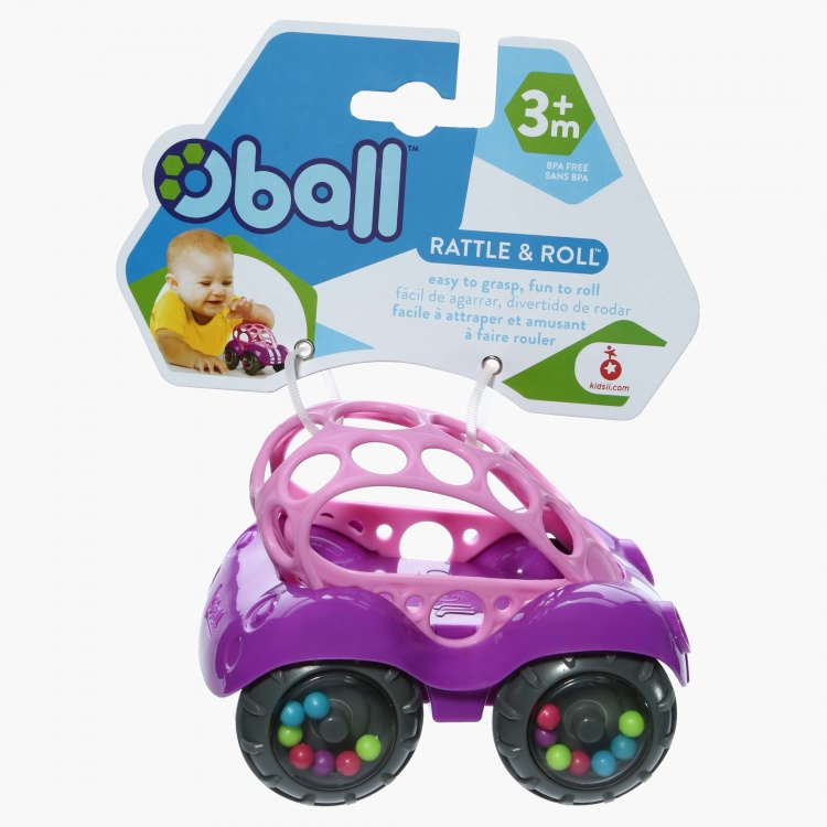 Bright Starts Oball Rattle and Roll Car