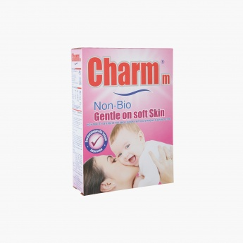 Charms Baby Detergent Powder - 460 gm