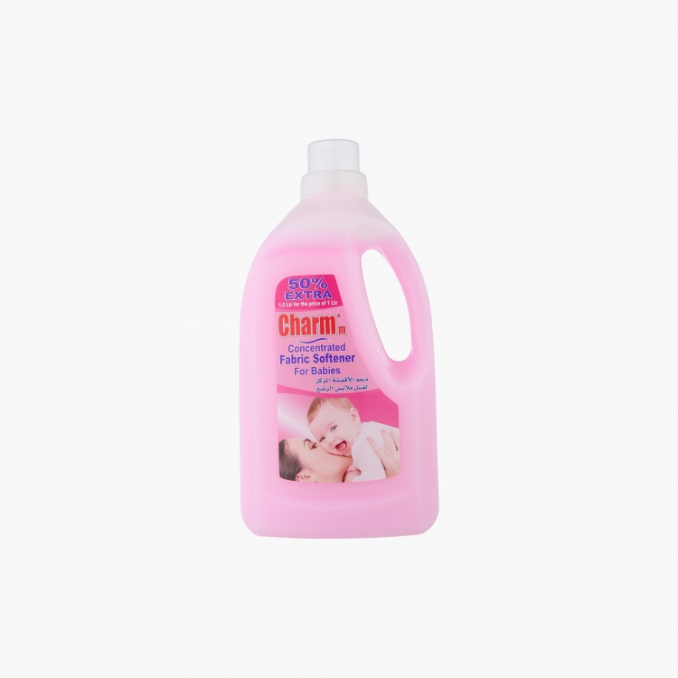 Charmz Baby Fabric Softener - 1.5 L