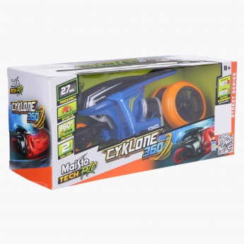 Maisto Remote Control Cyklone 360 Toy Vehicle