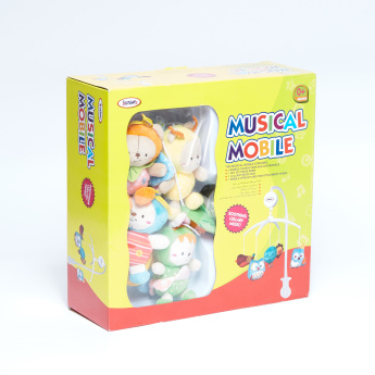 Juniors Musical Crib Mobile
