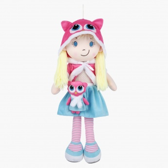 Juniors Rag Doll with Cat