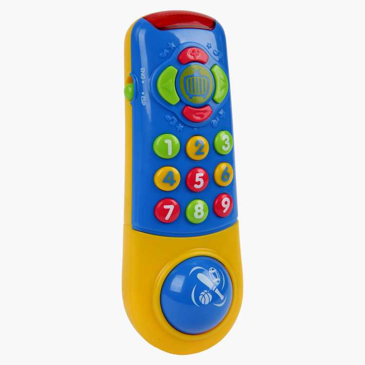 The Happy Kid Company My First Remote Toy