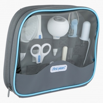 The First Years Deluxe Healthcare and Grooming Kit