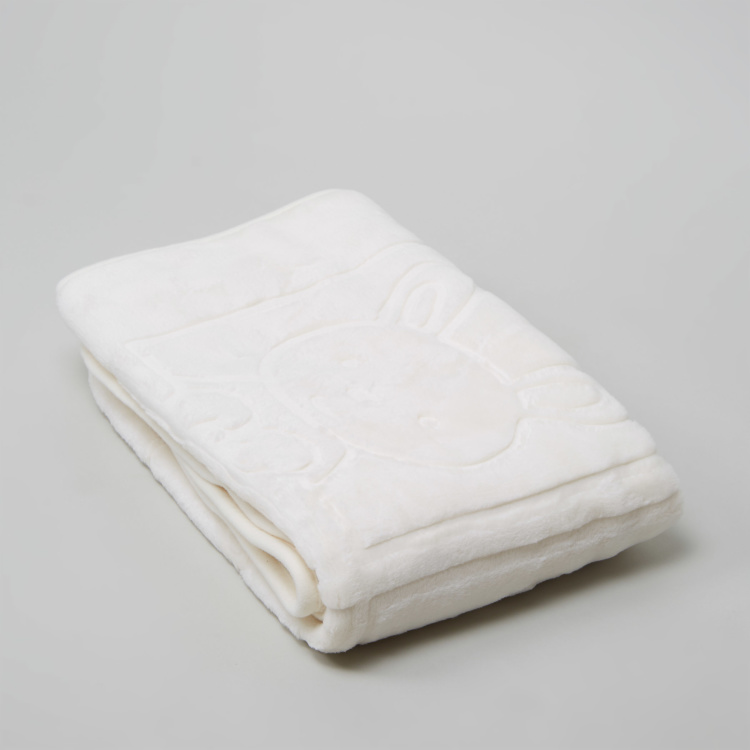 Juniors Quilted Plush Blanket
