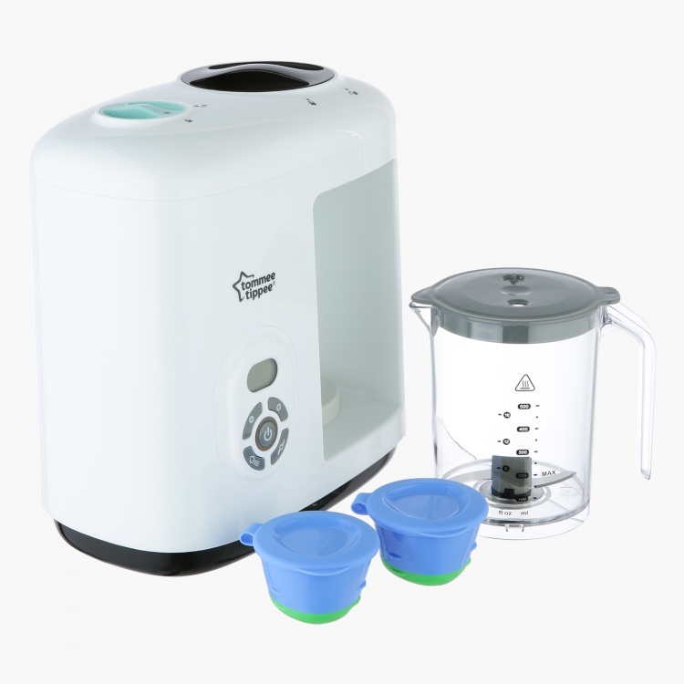 Tommee Tippee Electric Food Steamer Blender