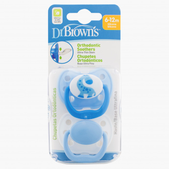 Dr. Brown's Baby Pacifier - Set of 2