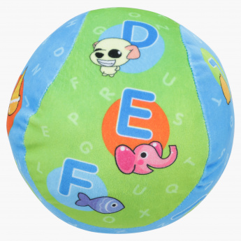 Juniors Printed Inflatable Ball