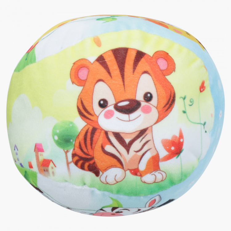 Juniors Animal Printed Ball