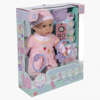 Rock-a-Bye Baby Doll Set