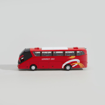 Die Cast Toy Luxury Bus